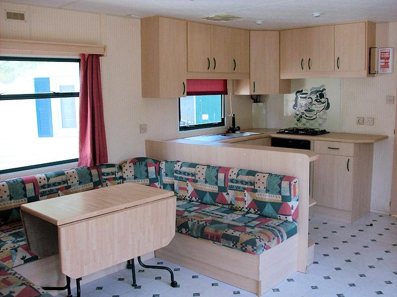 mobil home ESPACE 3 zimmer