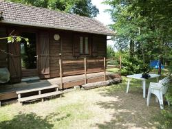 Huuraccommodaties - Grand chalet confort - Camping Brin d'Amour