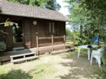 Rental - Grand chalet confort - Camping Brin d'Amour