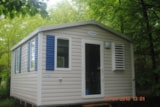 Rental - Mobile-Home Astria - 1 Bedroom - Camping Brin d'Amour