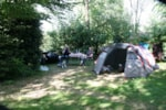 Standplaats - Emplacement 2 adultes 2 enfants - Camping Brin d'Amour