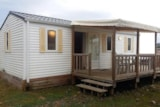 Rental - Mobile-Home Bermudes - 3 Bedrooms - Camping Brin d'Amour