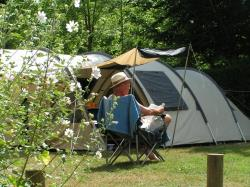Pitch - Pitch + vehicle + electricity - CAMPING LE CAPEYROU