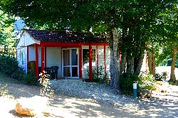 Rental - CHALET REVE CONFORT 2 bedrooms - CAMPING L'ESCAPADE
