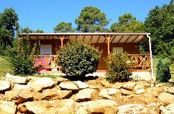 Rental - CHALET STAR 3 bedrooms - CAMPING L'ESCAPADE