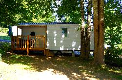 Rental - MOBIL-HOME LOGGIA 2 bedrooms - CAMPING L'ESCAPADE