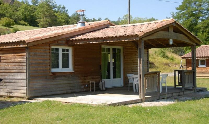 Chalet Charlay 45 m² / 2 chambres - terrasse couverte 14 m²