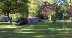 Pitch  (Tent , Caravan Or Camping-Car) +1 Car + 1 People
