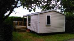 Huuraccommodaties - Stacaravan Alouette 32m² (2012) - Camping le Pigeonnier