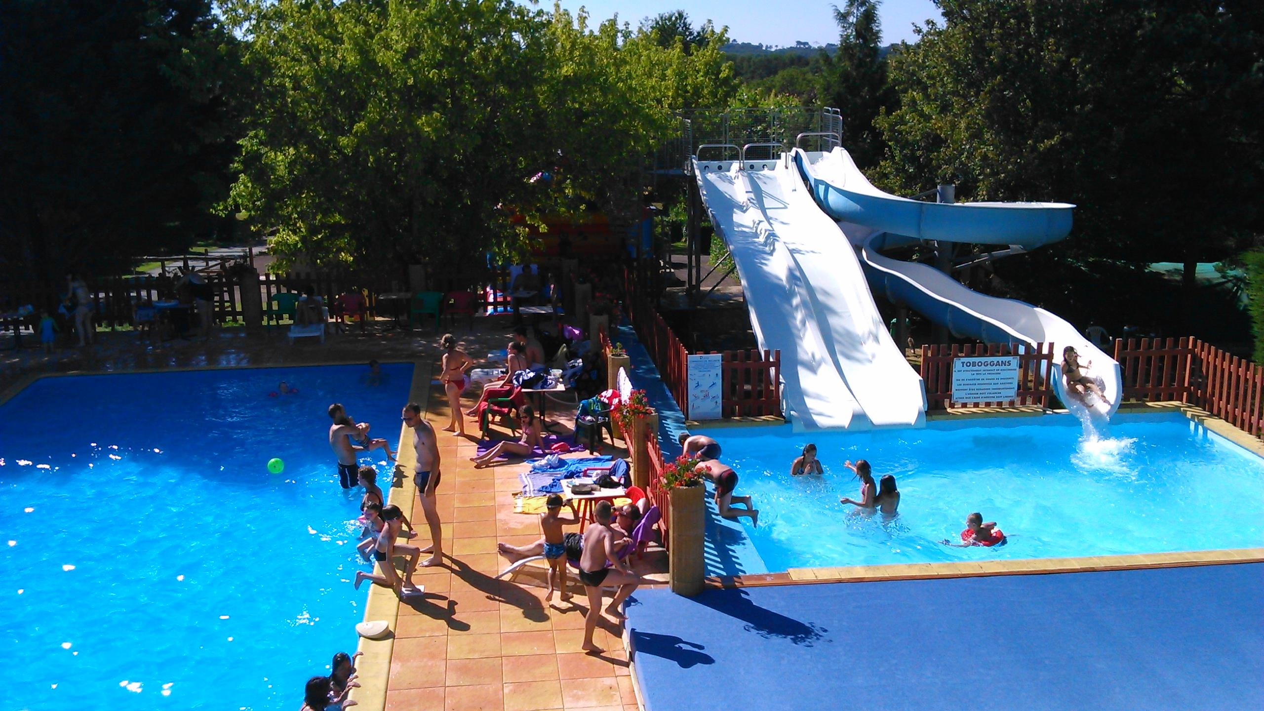 Establishment Camping le Pigeonnier - Saint Crepin Carlucet