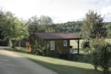 Rental - Chalet Farniente 20m² / 2 bedrooms 2 beds 140 - 20m² terrace (10m² sheltered) - CAMPING LES VALADES