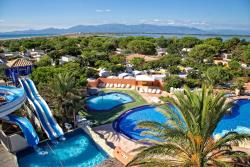Establishment Camping Mar Estang - Canet Plage