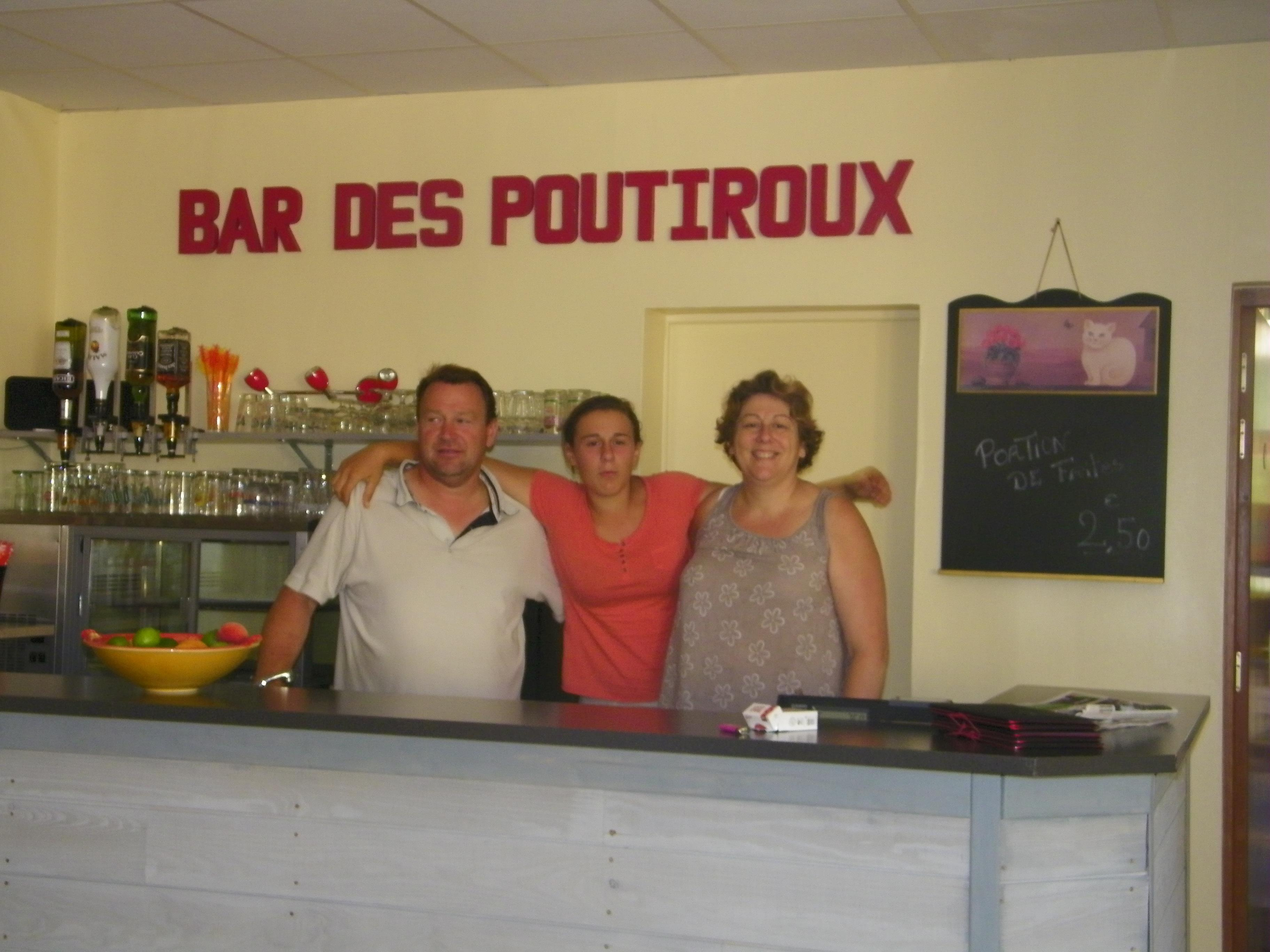 Owner Camping les Poutiroux - Limeuil
