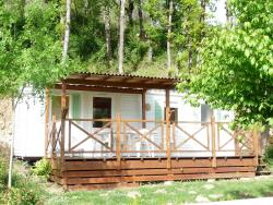 Rental - Mobile home 25m² - CAMPING LA LENOTTE
