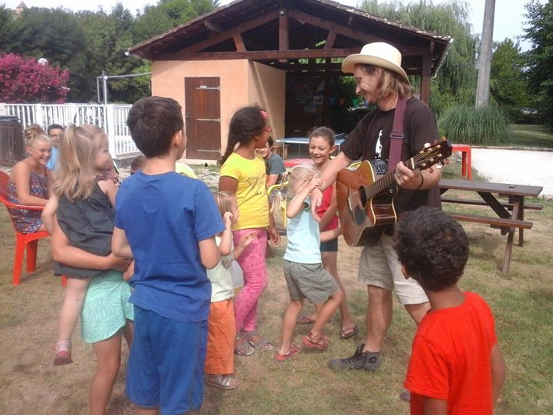 Animations CAMPING LA LENOTTE - Belves