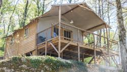 Rental - Wooden cabin LODGE - Le Moulin de Surier