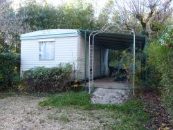 Rental - Mobile Home 18m² - Camping Le Parc