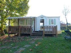Rental - Mobile Home 32 m² - Camping Le Parc