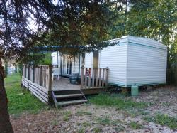 Rental - Mobile Home 36m² - Camping Le Parc