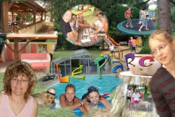 Establishment Camping Le Parc - Lalinde