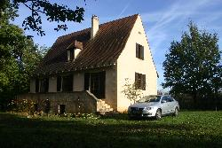 Huuraccommodaties - Huis La Chataigneraie - Camping Le Pech Charmant
