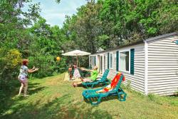 Huuraccommodaties - Familial - Camping Le Pech Charmant