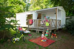 Rental - Mobile-home - Camping Le Port de Limeuil