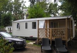 Rental - LOGGIA 2 CH MODEL 2016 - Camping Le Port de Limeuil