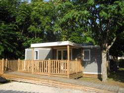 Huuraccommodaties - PREMIUM LIFE 2 CH MODEL 2016 - Camping Le Port de Limeuil