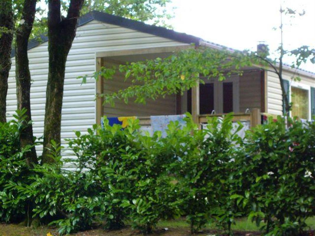 Locatifs - Rapidhome 2 chambres + TV - Camping du Haras