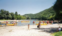 Beaches Camping La Butte - La Roque Gageac