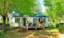 Rental - Mobile Home O'Hara 32 m² (3 bedrooms) - Camping Domaine de Fromengal
