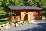 Huuraccommodaties - Chalet Family 2 Kamers - Camping Le Pont de Mazerat
