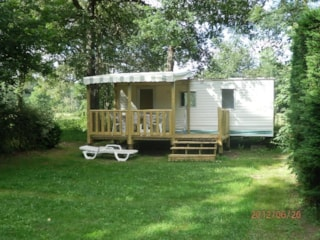 Mobilhome Exécutive 2 Bedrooms