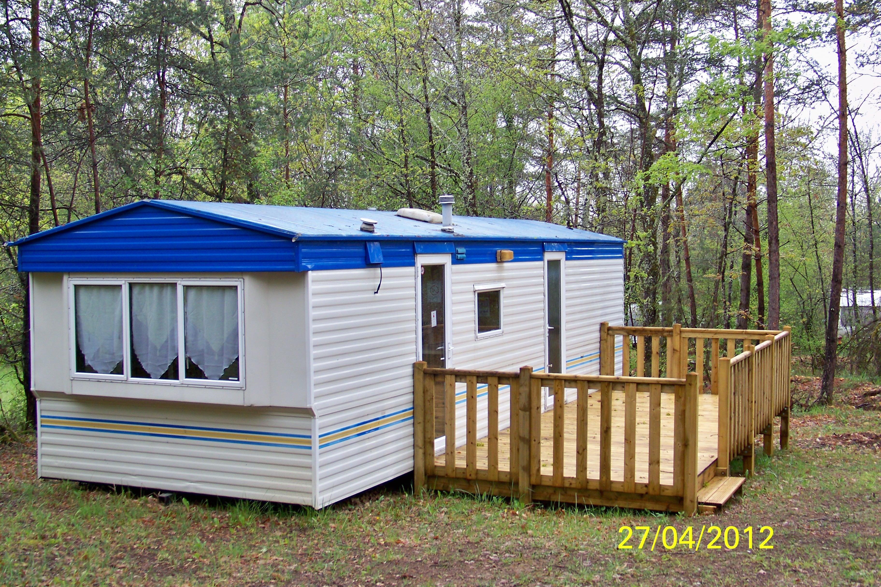 Location - Mobil Home Willerby - Camping La Forêt