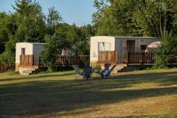 Rental - mobile home without toilet - CAMPING LA FORET