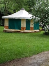 Rental - Canvas bungalow - Camping de l'Ilot