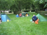 Piazzole - Forfait 'Nature' (1 emplacement   2 adultes) - Camping L'Agrion Bleu