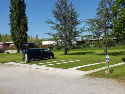 Pitch - Motorhomes - Camping L'Agrion Bleu