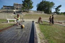 Sport activities Camping Orphéo-Négro - Douville
