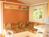 Rental - Mobilhome 29m² PRIVILEGE - 2 bedrooms - Camping Le Plein Air Neuvicois