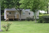 Rental - Mobile Home 39M² Trio - 3 Bedrooms - Camping Le Plein Air Neuvicois