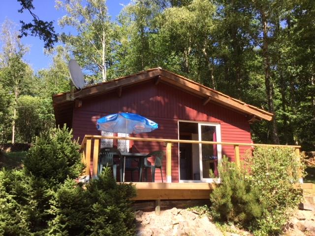 Accommodation - Chalet - With Private Facilities - Camping La Ripole