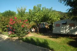 Pitch - Camping pitch+vehicle - Camping la Ferme de Perdigat