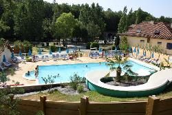 Establishment Camping de la Pélonie - Saint Antoine d'Auberoche