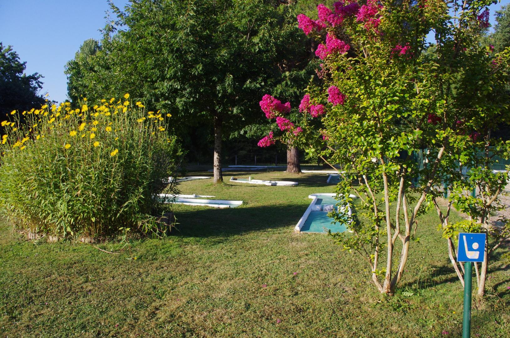 Leisure Activities Camping Le Pontet - Saint Astier