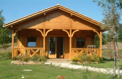 Huuraccommodaties - Chalet - Les Cottages en Périgord