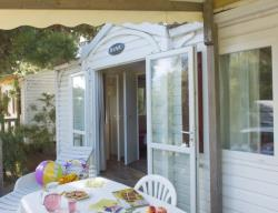 Location - Mobil Home Orion 32M² -2 Chambres - Camping Le Bosc d'en Roug - Kheops Vacances
