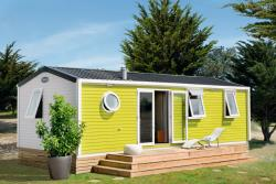 Accommodation - Mobil Home Phenix 35 M² - 3 Chambres - Camping Le Bosc d'en Roug - Kheops Vacances