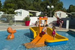 Bathing Camping Le Bosc D'en Roug - Kheops Vacances - Saint Cyprien Village